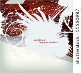abstract background design | Shutterstock .eps vector #55330987