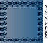 abstract creative concept... | Shutterstock .eps vector #553328665