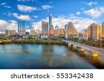 Downtown Skyline Of Austin ...