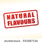 illustration of natural... | Shutterstock .eps vector #553387156