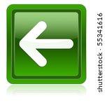 web button   arrow left | Shutterstock . vector #55341616