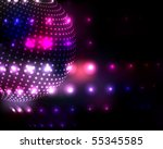 party background | Shutterstock .eps vector #55345585