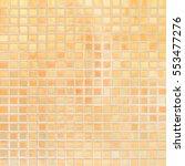wall and floor mosaic tiles | Shutterstock . vector #553477276