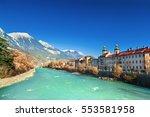 Innsbruck river