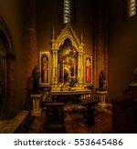 bologna  italy   november 21... | Shutterstock . vector #553645486