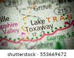 Lake Toxaway. North Carolina. USA