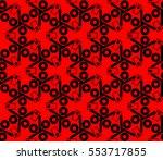 abstract seamless geometries...   Shutterstock .eps vector #553717855