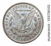 Morgan Dollar Silver Coin ...