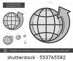 environmental protection vector ...