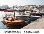 Fishing Boats And Pleasure...