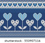 seamless pattern on the theme... | Shutterstock .eps vector #553907116