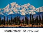 denali  previously known as... | Shutterstock . vector #553947262