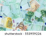 Euro Cash Background. Many Eur...