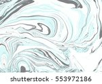 vector marble texture. abstract ... | Shutterstock .eps vector #553972186