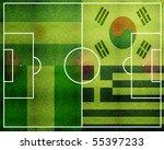 world cup group b   Shutterstock . vector #55397233