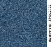 seamless blue denim texture.... | Shutterstock . vector #554012722