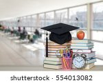 education and back to school... | Shutterstock . vector #554013082