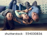 family people feelings... | Shutterstock . vector #554030836