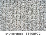 silver crumpled textile texture ... | Shutterstock . vector #55408972