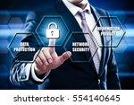 business  technology  internet... | Shutterstock . vector #554140645