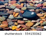 River Rocks Under Water.