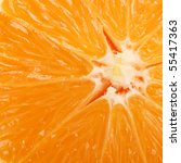fresh orange background   Shutterstock . vector #55417363