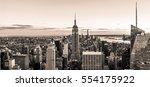 The Beautiful New York Skyline