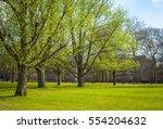 spring in london park | Shutterstock . vector #554204632