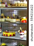Frozen Desserts And Many Cakes...