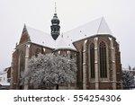 Beautiful Old Temple Church....