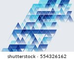 abstract background with... | Shutterstock . vector #554326162