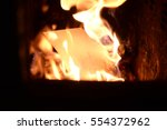 Small photo of Burn letters. Burn the memories of love
