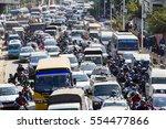 kathmandu  nepal   october 25 ... | Shutterstock . vector #554477866