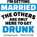 i am getting married  the... | Shutterstock .eps vector #554512138