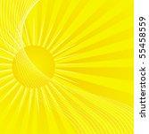 summer sun   Shutterstock .eps vector #55458559