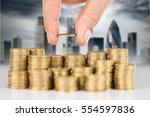 loan. | Shutterstock . vector #554597836