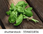 basil. | Shutterstock . vector #554601856