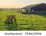 Countryside In Diemen  The...