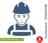 vector builder eps vector... | Shutterstock .eps vector #554642908