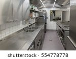 view of the industrial kitchen... | Shutterstock . vector #554778778