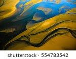skeleton coast   namib desert   ... | Shutterstock . vector #554783542