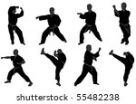 Karate Positions