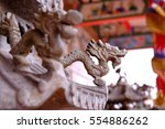 many of the refinery dragon... | Shutterstock . vector #554886262
