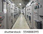 electrical switchgear...   Shutterstock . vector #554888395