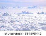 Soft White Cloudy Sky