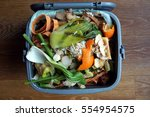 Container Of Domestic Food...