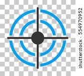 target vector pictograph....   Shutterstock .eps vector #554970952