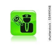 vector illustration of modern... | Shutterstock .eps vector #55499548