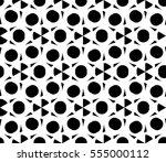 abstract seamless geometries...   Shutterstock . vector #555000112