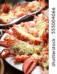 Delicious Lobster Dinner With...